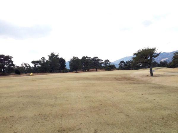 瀬田ゴルフコース 西コース 14番ホール ロングホール