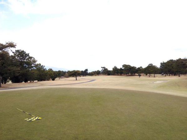 瀬田ゴルフコース 西コース 15番ホール