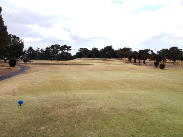 瀬田ゴルフコース 西コース 16番ホール ショート
