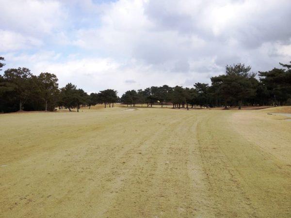 瀬田ゴルフコース 西コース 17番ホール