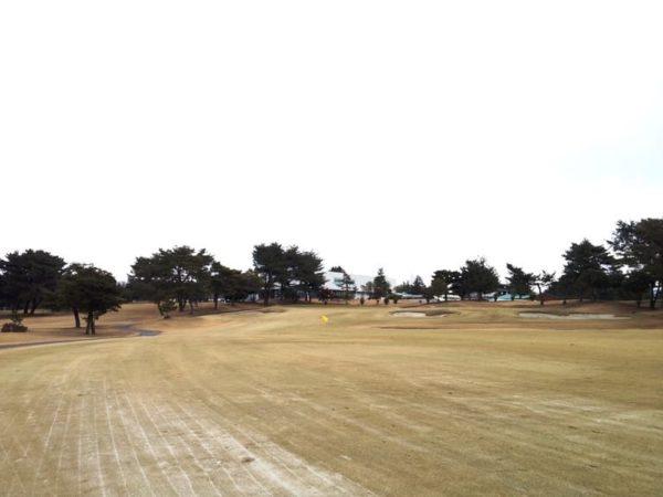 瀬田ゴルフコース 西コース 18番ホール
