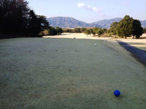 瀬田ゴルフコース 西コース 3番ホール