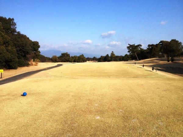 瀬田ゴルフコース 西コース 4番ホール ロングホール