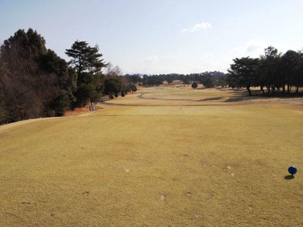 瀬田ゴルフコース 西コース 6番ホール
