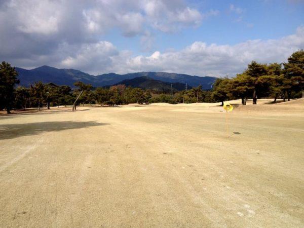 瀬田ゴルフコース 西コース 8番ホール
