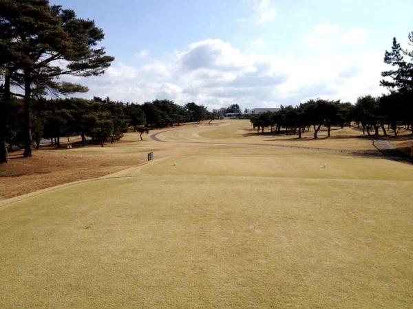 瀬田ゴルフコース 西コース 9番ホール
