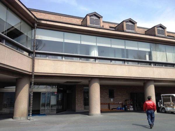 滝野カントリー倶楽部 八千代コース クラブハウス 外観