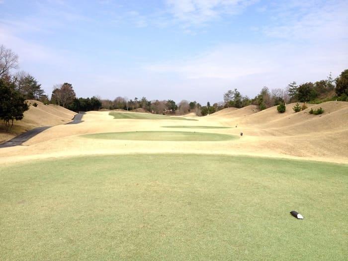 東条パインバレーゴルフクラブ(旧:タイガースGC) OUTコース