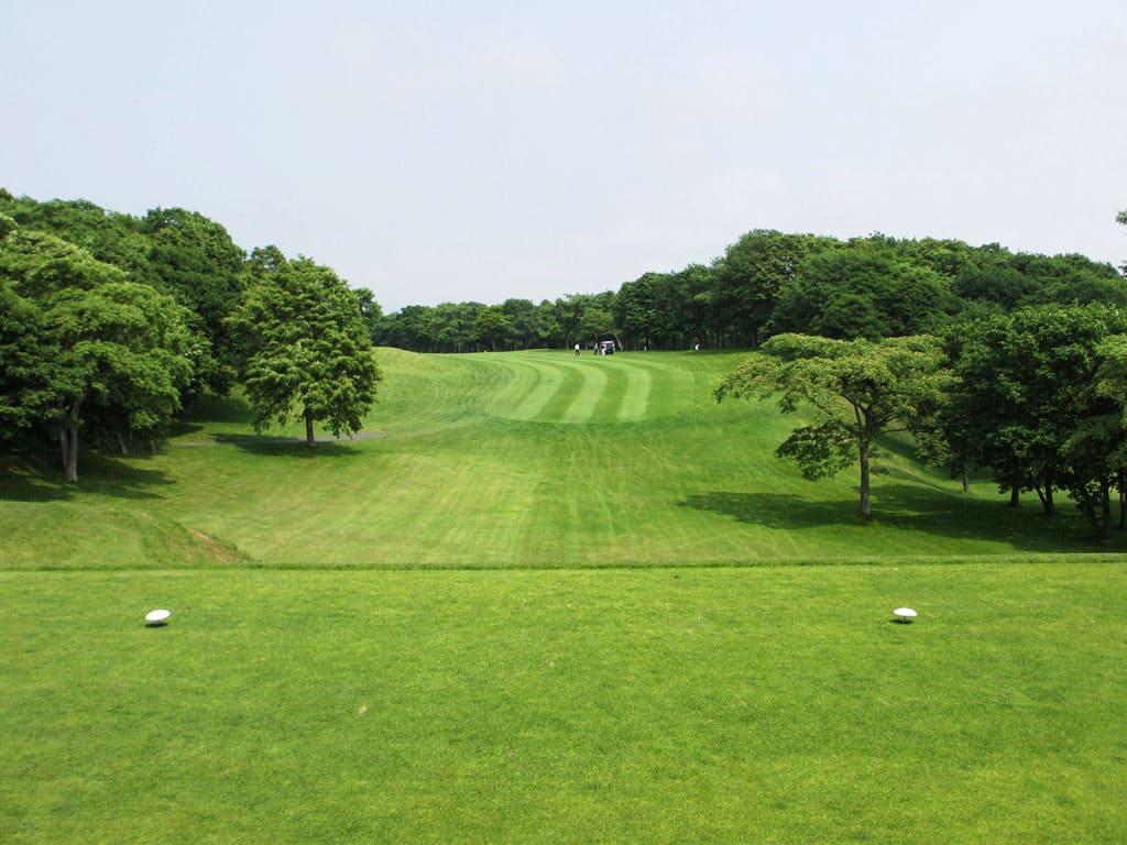 苫小牧ゴルフリゾート72 エミナゴルフクラブ 西コース INコース