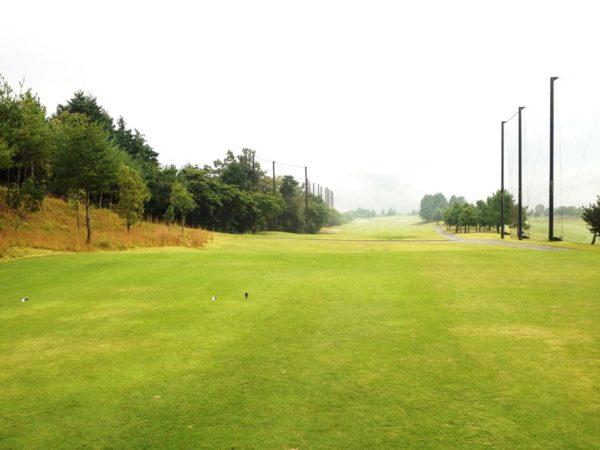 亀岡ゴルフクラブ 10番 ロングホール