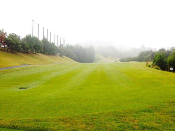 亀岡ゴルフクラブ 11番 ミドルホール