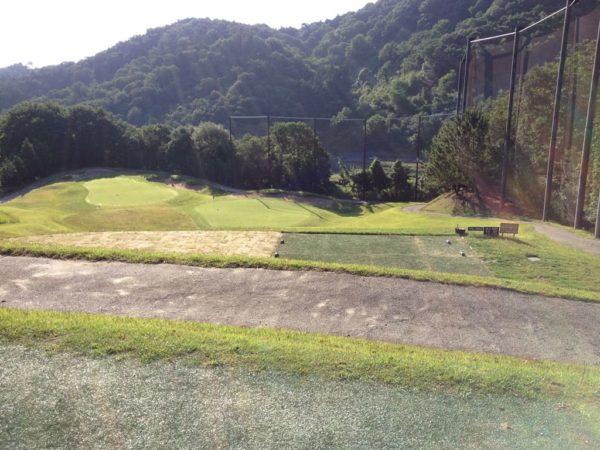 亀岡ゴルフクラブ 3番 ショートホール