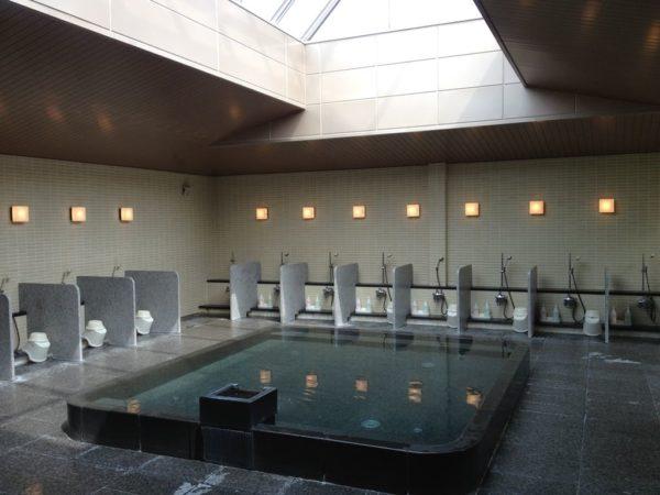 亀岡ゴルフクラブ 男子 大浴場