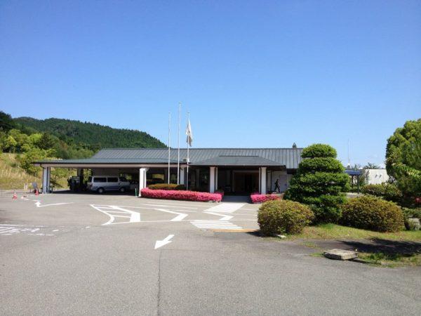亀岡ゴルフクラブ クラブハウス外観