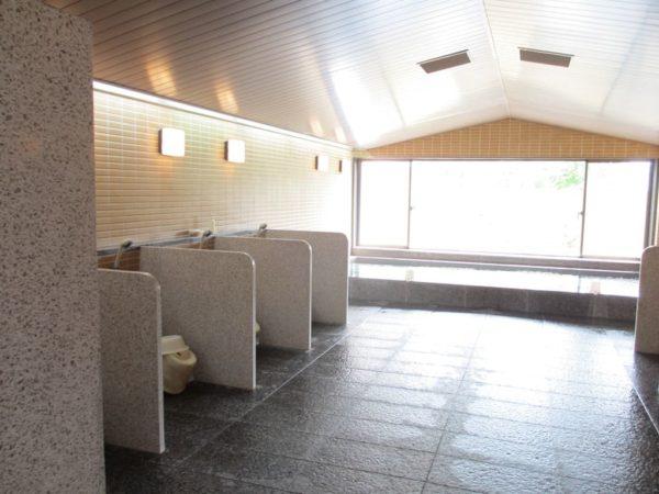 亀岡ゴルフクラブ 女性 大浴場