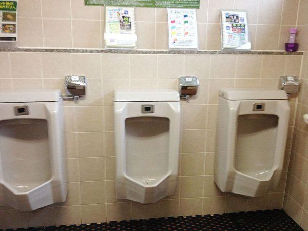 亀岡ゴルフ倶楽部 トイレ
