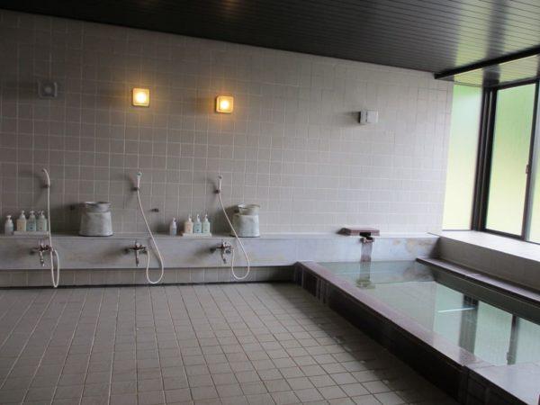 那須国際カントリークラブ 女性用大浴場