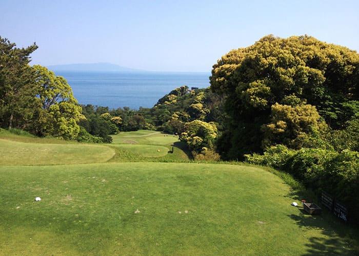 川奈ホテルゴルフコース 大島コース INコース