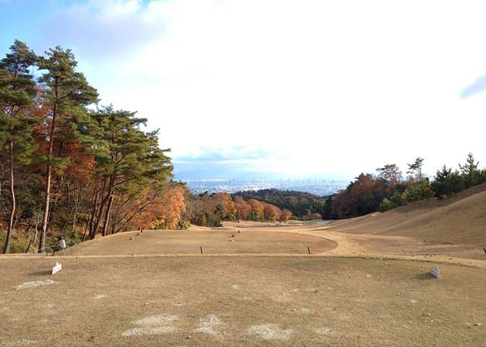 箕面ゴルフ倶楽部 OUTコース