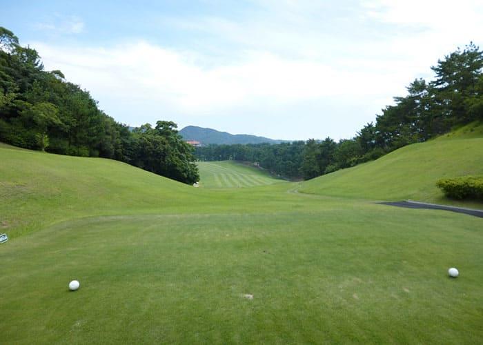 大阪ゴルフクラブ OUTコース 5番ホール