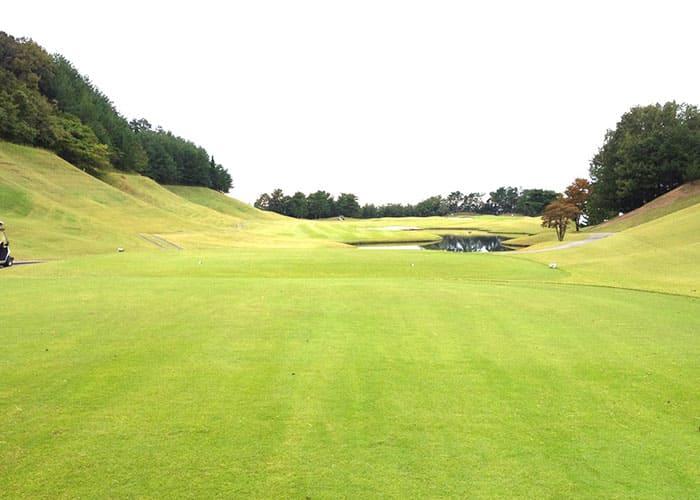 石川 ゴルフクラブ ツインフィールズ ダイヤモンドコース INコース