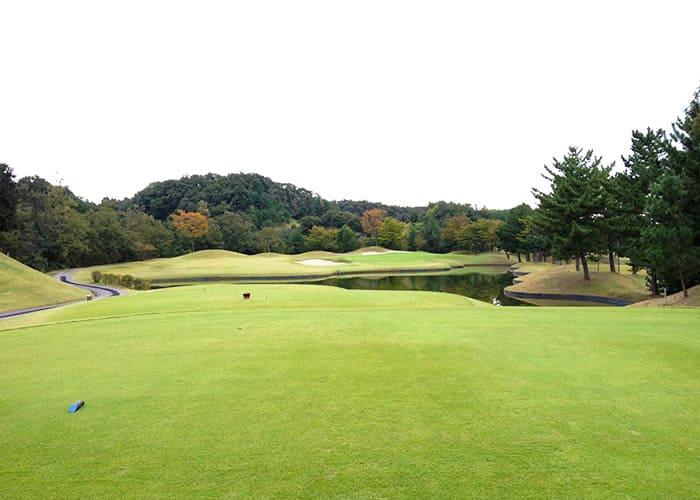 石川 ゴルフクラブ ツインフィールズ ダイヤモンドコース OUTコース