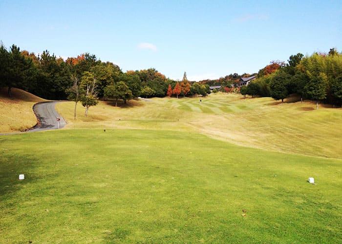 オリエンタルゴルフ倶楽部 OUTコース