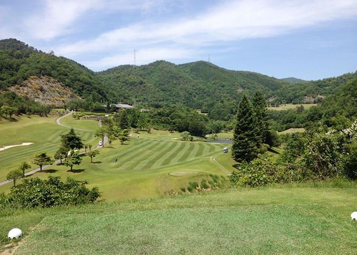 サングレートゴルフ倶楽部 OUTコース