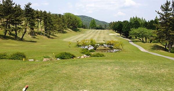 るり溪ゴルフクラブ 中コース