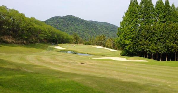 るり溪ゴルフクラブ 西コース